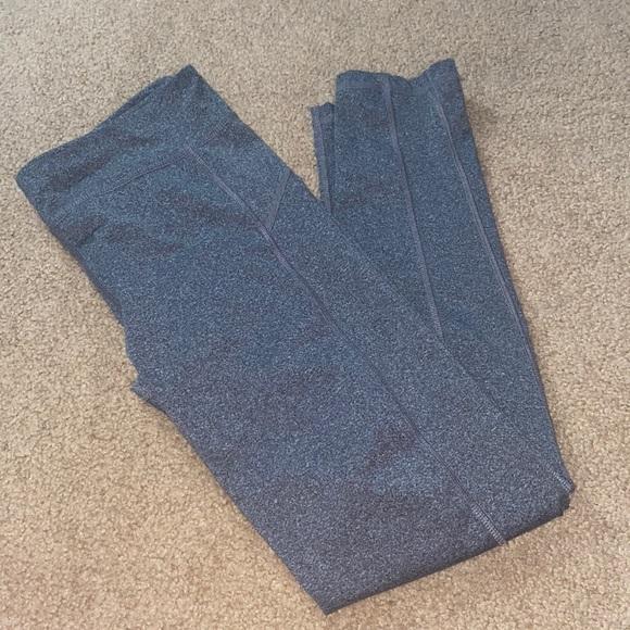 Aero gray leggings